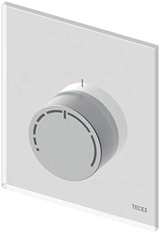 Rohbauset Fu/ßbodenheizung TECEfloor Design RTL-Box Blende Feinbauset wei/ß