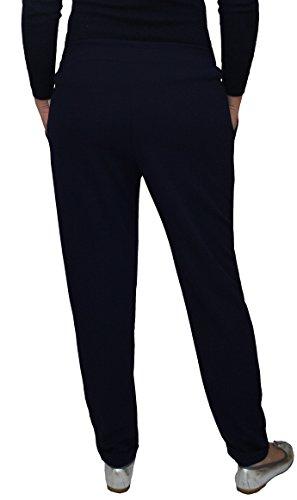 Perano - Pantalón - Básico - para mujer azul marino
