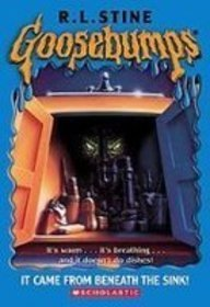 It Came from Beneath the Sink (Goosebumps) ebook