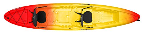 Cobra One Piece - Perception Kayak Rambler Sit On Top for Recreation