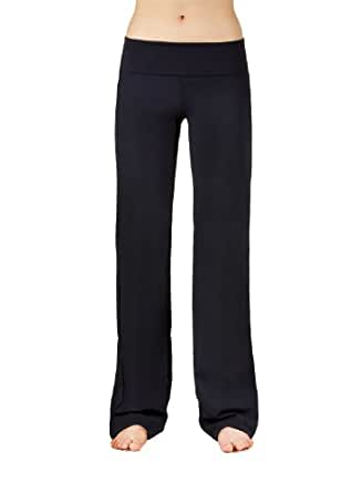 (5115-BK-S-29) Carefree Yoga and Fitness Pants