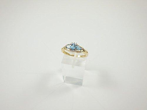 La Colección de Anillos Topacio Azul : 9ct Oro de Topacio Azul y Diamantes, Anillo de compromiso Talla del anillo 6,8,9… La Colección de Anillos Topacio Azul : 9ct Oro de Topacio Azul y Diamantes, Anillo de compromiso Talla del anillo 6,8,9… La Colección de Anillos Topacio Azul : 9ct Oro de Topacio Azul y Diamantes, Anillo de compromiso Talla del anillo 6,8,9…
