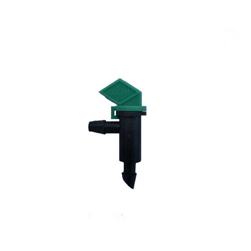 EasyDrip Take-Apart Dripper 4 GPH - 100 Pack - for Systems or Conventional 1/4'' Drip Systems