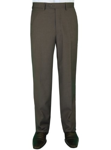Presidential Giorgio Napoli Suit Flat Front Dress Pants Separates Slacks