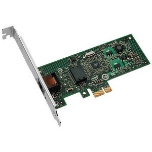 """Intel Corporation - Intel Gigabit Ct Desktop Adapter - Pci Express - 1 Port - 10/100/1000Base-T - Internal - Full-Height, Low-Profile - Retail """"Product Category: Network & Communication/Network Interface Cards"""""""