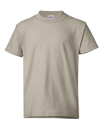 Hanes 5.2 oz Youth ComfortSoft Heavyweight 50/50 T-Shirt'