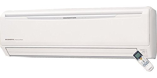 O General 1.5 Ton Inverter Split AC (ASGA18JCC, White)