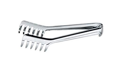 Alessi 502 Spaghetti Tongs, Silver