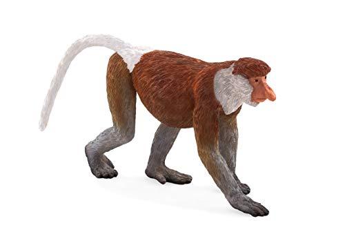 (Mojo Proboscis Monkey Toy Figure)