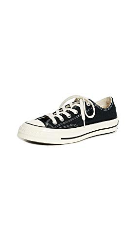 Mandrin Inverse Unisexe Adulte Taylor Chaussures De Fitness En Toile B?uf 70 Ctas, Blanc, 42,5 M Noir Eu (noir 001)