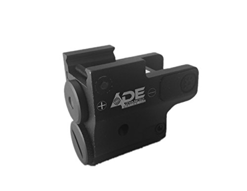 (Ade Advanced Optics Green Pistol Laser fits Walther P22 Ruger SR 22 XDM XD Sub Compact )