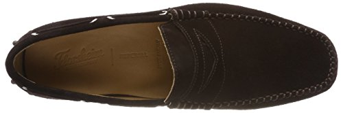 Uomo Marrone 30 Dk Otello Mocassini brown Florsheim w7paEE