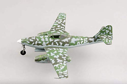 Easy Model WW2 German Me 262 A-2a Fighter air Bomber 1/72 Plane Aircraft Assembled