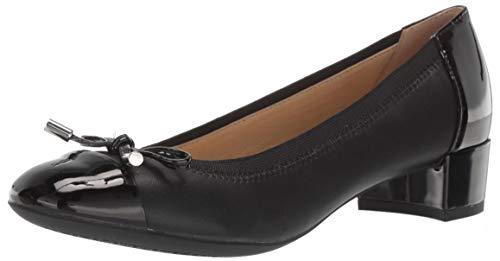 - Geox Women's Carey 32 Ballet Shoe, 3/4