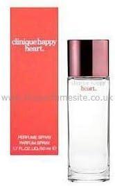 Clinique Happy Heart Parfum Pour Femme 100 ml Eau de