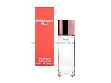 Happy Heart 100 Clinique De Ml Toilette Parfum Femme Eau Pour K3TlFJc1