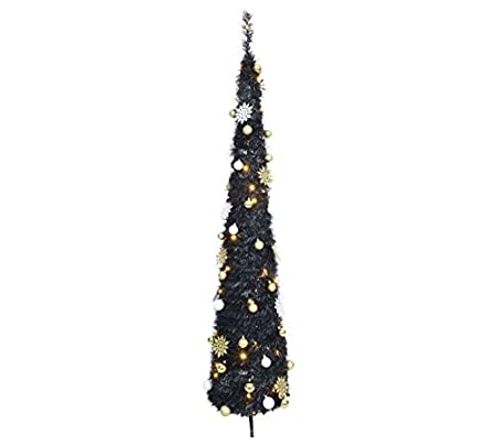 Stylish Grandeur Pop Up 6ft Christmas tree. - Stylish Grandeur Pop Up 6ft Christmas Tree.: Amazon.co.uk: Kitchen