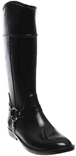 Hurricane Rain Boot - Corkys Womens Hurricane Riding Boot Rain Boot (7 B(M) US)