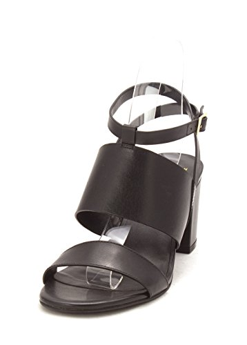 Ankle Toe Womens Casual Doloressam Black Strap Haan Sandals Open Cole xEX5YIw5