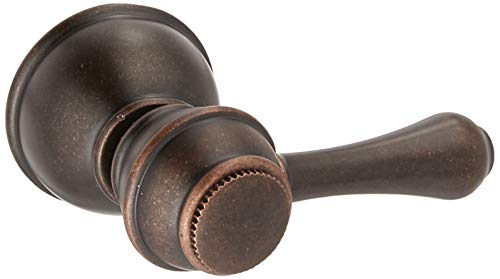 (Danze DA602204BR Metal Wall-Mount Handle Assembly for Opulence Series Pot-Filler Faucet, Tumbled Bronze)