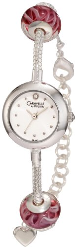 Caravelle by Bulova Women's 43L140 Charm Watch