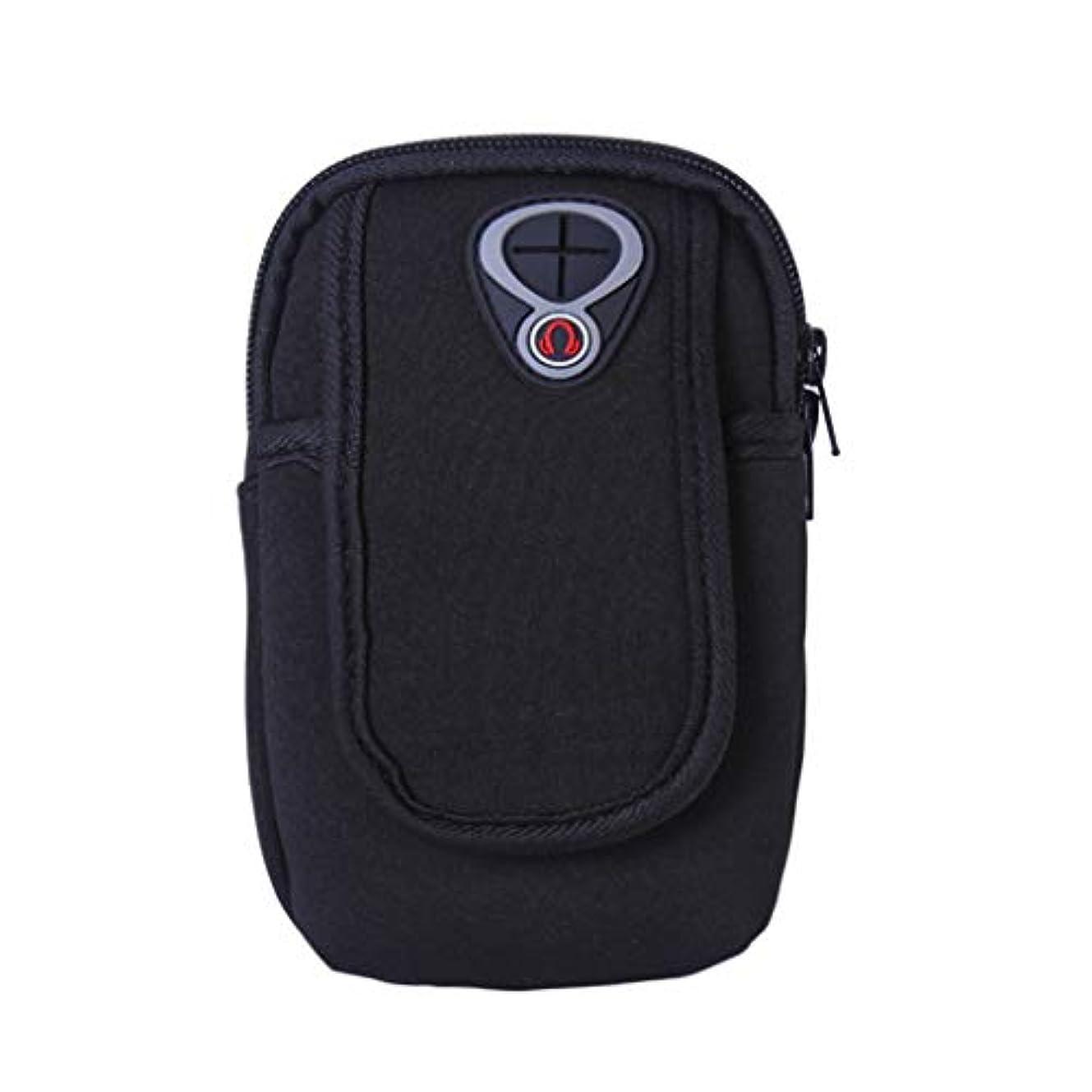 ビール一貫したより多いスマートフォンホルダー 携帯ケース YOKINO 通気性抜群 小物収納 防水防汗 軽量 縫い目なし 調節可能 男女共用