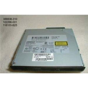 Compaq Genuine 4X DVD-Rom Drv Gen3 for Armada E300 500 M300 700 V300 - Refurbished - 102266-001
