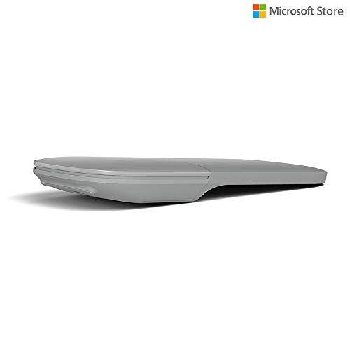 Microsoft Surface Arc Mouse, Light Grey - CZV-00001