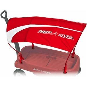 Radio Flyer Wagon Canopy from Radio Flyer