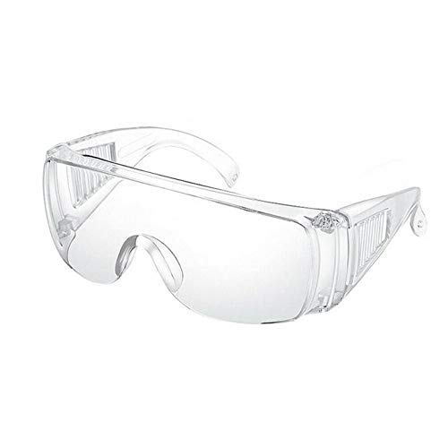 STATELY ESSENTIALS Anti-Fog Adjustable Chemical Splash Protective Safety Goggles with Clear Lens for Wide-Vision- Soft and Lightweight for Medical and Lab ( White) Price & Reviews
