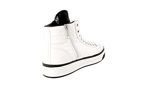 Prada Dames 3t5957 Lederen Sneaker
