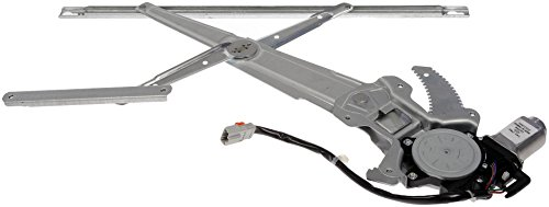 Dorman 741-746 Front Driver Side Replacement Power Window Regulator with Motor for Honda ()