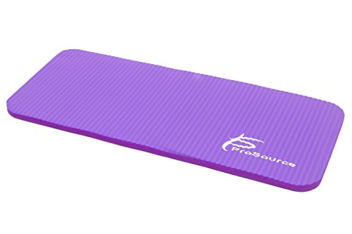 ProSource Yoga Knee Pad & Elbow, Purple, 5/8″/15mm For Sale