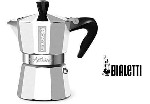 Acquisto CAFFETTIERA Moka BIALETTI Espresso Aeternum AETERNA 1 2 3 6 Tazze (1 Tazza) Prezzi offerta