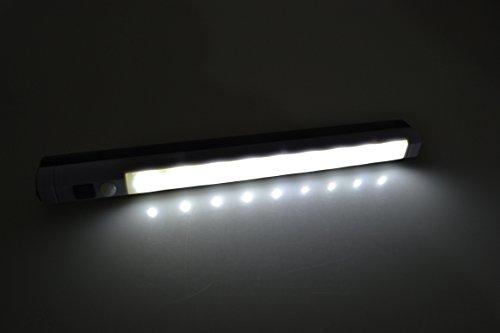 Motion sensor light bar 9 led light wall mount or surface mount led motion sensor light bar 9 led light wall mount or surface mount closet under cabinet light mozeypictures Gallery