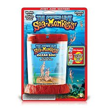Amazing Live Sea Monkey's Ocean Zoo - (Color/Styles Vary) by Big Time Toys (Image #1)