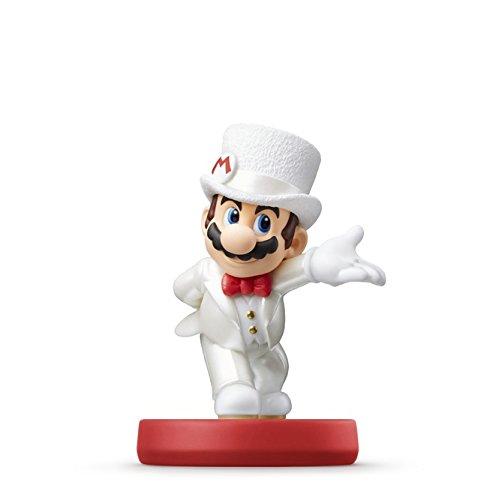 Nintendo amiibo Mario Wedding Outfit
