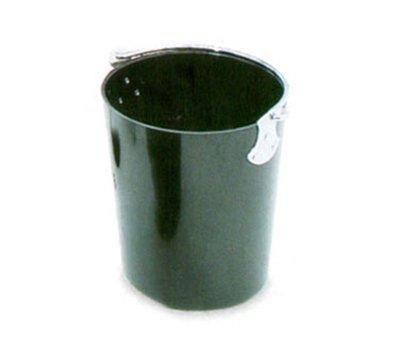 Vollrath Black Economy Wine Cooler, 10 inch Deep - 3 per case.