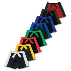 (Century Belt Rank Shorts Blk/Brn 30