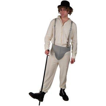 Clockwork Orange - Brother Droog Deluxe Adult Costume