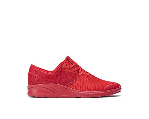 Noiz Adulte Mixte Harmonic Supra Red Basses Sneakers xBUO4wCfqn