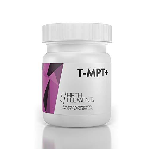 Termogénico con vinagre de manzana, piña y té - T-MPT+ - Fifth Element Nutrition - 14 cápsulas