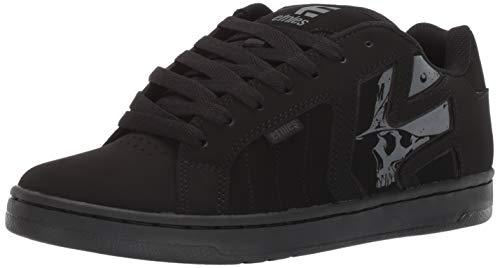 Etnies Men's Metal Mulisha Fader 2 Skate Shoe Black, 8.5 Medium US ()
