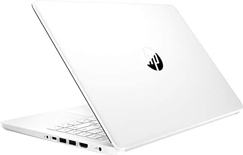2020 HP 14 inch HD Laptop, Intel Celeron N4020 up to 2.8 GHz, 4GB DDR4, 64GB eMMC Storage, WiFi 5, Webcam, HDMI, Windows 10 S /Legendary Accessories (Google Classroom or Zoom Compatible) (White) WeeklyReviewer