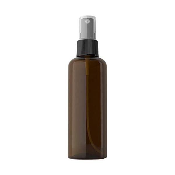 Flacone spray per nebulizzazione di nebbia super fine Flacone spray in plastica per pulizia flacone spray, utilizzato… 3 spesavip