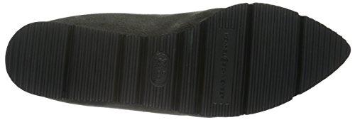 Kennel und Schmenger Schuhmanufaktur Pia X - Bailarinas Mujer Multicolor - Mehrfarbig (antracite/schwarz Sohle schwarz 537)