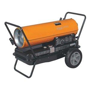 Dayton 3VE50 Oil Fired Heater