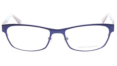 NEW PRODESIGN DENMARK 3103 c.9131 NAVY EYEGLASSES FRAME 54-17-140 BI B33mm Japan