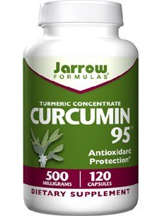 jarrow curcumin 95 120 caps - 2