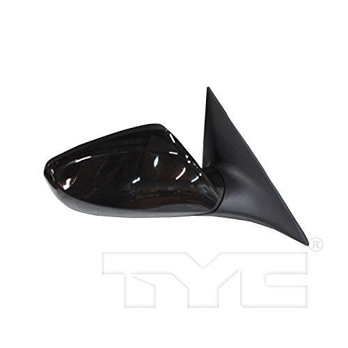 Price comparison product image TYC 7760031 Hyundai Veloster Right Non-Heated Manual Replacement Mirror
